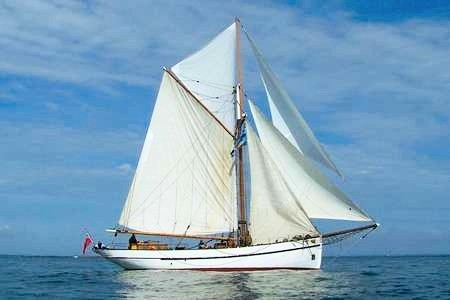 Week-end voile traditionnelle iles charentaises