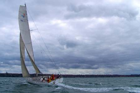 Week-end voile St Cast le Guildo