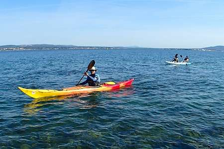 Location kayak Sète