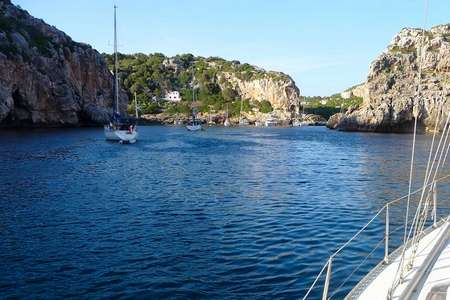 Week-end voile Costa Brava