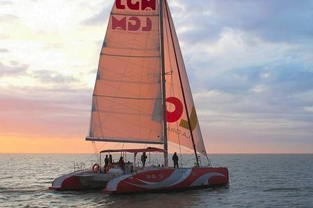 Cocktail catamaran Grande Motte