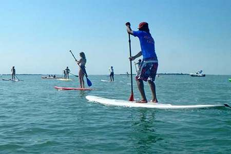 Stand Up Paddle Fouras