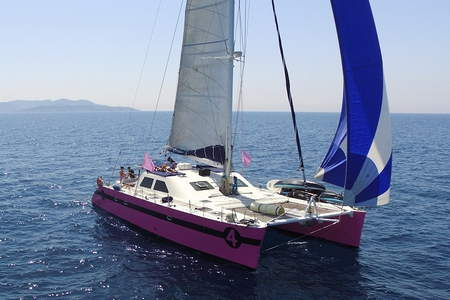 Sorties catamaran Cogolin