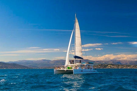 Sorties catamaran Saint Raphael