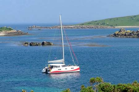Catamaran Crozon Morgat