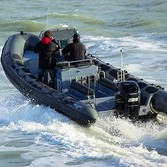 Poste pilotage bateau