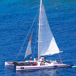 Catamaran Cogolin