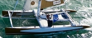 Voile catamaran course