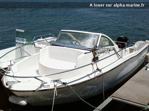 bateau 50cv